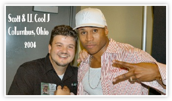 Scott and LL Cool J
